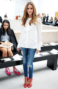 19 Style Rules to Instantly Improve Any Outfit, According Olivia Palermo via @WhoWhatWearUK