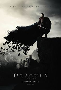 First Look: Teaser Poster For 'Dracula Untold' Starring Luke Evans The Playlist