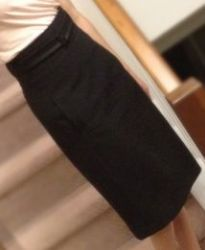 Black High Waisted Pencil Skirt http://rstyle.me/hmfd26bu6e