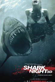 Online Movie Shark Night. A weekend at a lake house in the Louisiana Gulf turns into a nightmare for seven vacationers as they are subjected to shark attacks.