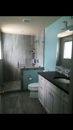 Frameless Shower Doors, Custom Mirrors, Custom Closets, Double Vanity, Bathroom Lighting, Furniture, Home Decor, Bathroom Light Fittings, Custom Cabinetry