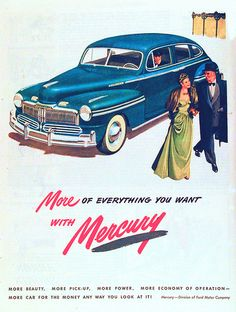 Mercury Ad,