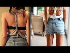 DIY BRAIDED RACERBACK TANK TOP