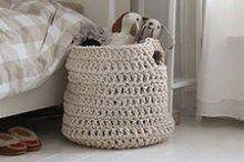 knitted basket jelonkovo