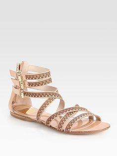 Cute Teen Shoes, Leather Gladiator Sandals, Bridesmaid Shoes, Unique Shoes, Crazy Shoes, Shoe Game, Manolo Blahnik, Wedding Shoes, Fashion Accessories