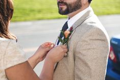 Tweed jackets are warm and stylish. They are the perfect companion for winter weddings and casual wear. Custom Clothes, Floral Tie, Casual Wear, Smoking, Tweed Jackets, Winter Weddings, Stylish, How To Wear, Suit