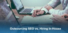Businesses that rely on the internet for even a fraction of their business often need their site optimized for Google's search engines. There is hardly ever a question of IF but rather a question of HOW… or perhaps WHO. Should Search Engine Optimization (SEO) be an in-house operation for your business or not?
