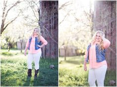 Senior Pictures // Senior Session // Amy Hirschi Photography // Photography // Utah Photographer // Utah Senior Photographer // Outdoor Senior Session // Senior Pictures Outfit // Beautiful Woman // Country Girl