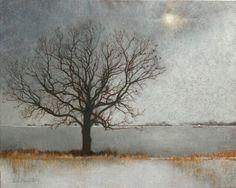The Stillness of Winter - Louise C. Fenne - Landscapes