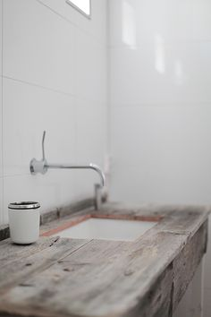 △☆idb #modern #rustic #interiors Bathroom Washstand