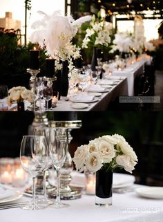 Glamorous NYC Wedding From Brian Dorsey Studios