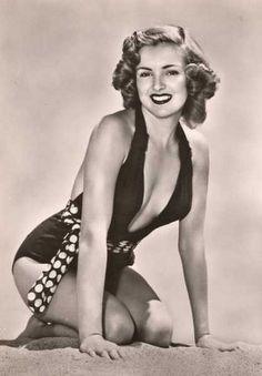 Vintage Swimwear. <3