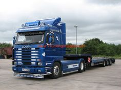 Irish McKeever Scania 143