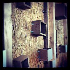 #wood #cardboard