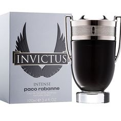 Invictus Intense by Paco Rabanne oz Cologne EDT for Men New In Box Sealed Paco Rabanne, Burberry Weekend For Men, One Million Paco, Versace Man Eau Fraiche, Beard Oil And Balm, Coconut Oil Hair Growth, Versace Perfume, Perfume Genius, Oil For Hair Loss