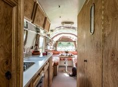 Ralph Lauren-inspired Airstream