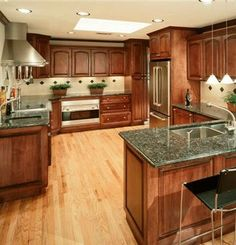 Color My World Inc. Kitchen Remodeling 009