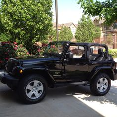 Jeep Wrangler... I will have by the end of summer