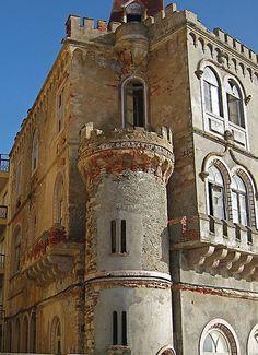 Castelo Engenheiro Silva, Figueira da Foz Portugal