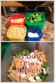 Kelly's Kitchen: Crockpot Buffalo Chicken - 21 Day Fix Style!
