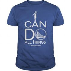 Awesome Tee Curry Can Do All Things Shirts & Tees