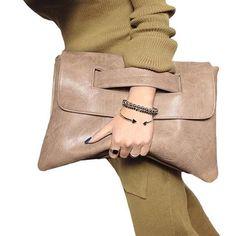 Hot Selling Women envelope clutch bag leather women Crossbody Bags for women trend handbag messenger bag female Ladies Clutches Best Leather Wallet, Leather Clutch Bags, Clutch Purse, Leather Handbags, Crossbody Bags, Pu Leather, Women's Handbags, Luxury Handbags, Bag Patterns