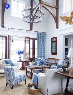 Elements of Style Blog | An Epic Maine Home | http://www.elementsofstyleblog.com