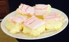Vanilla Slices by Shane #bakeclub