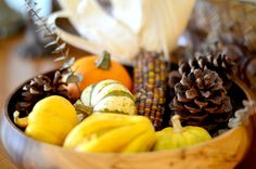 Thanksgiving Table -