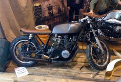 YAMAHA XS750 Cafe Racer - 1977