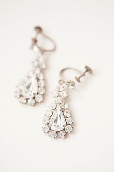 gorgeous earrings; photo: Craig and Eva Sanders Photography