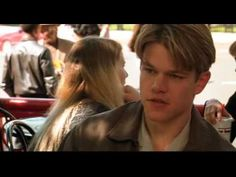 Good Will Hunting Scene, I could always just play - YouTube