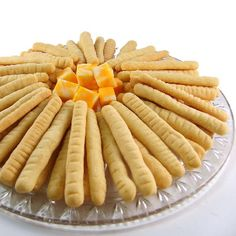 Cheese Straws Recipe (One Perfect Bite), made with Asiago cheese