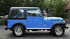 1978 Jeep CJ-7 Levi's Edition Unrestored, Warn Winch presented as lot K273 at Kissimmee, FL 2016 - image2