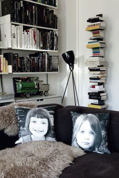 photo on pillows