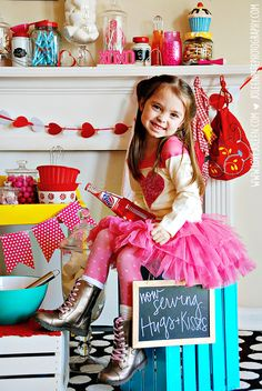 The Sweet Shoppe Valentine's Day Mini Session Favorites