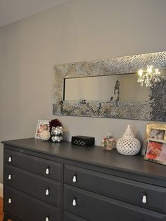 1000 images about master bedroom on pinterest electric for Small mirrors above bed