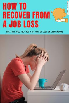 Surviving Job Loss During A Pandemic - 8 Things you can do to stay debt-free with Zero Income - Speaking of Cents Ways To Save Money, Money Tips, Money Saving Tips, How To Make Money, Money Hacks, Finance Tips, Finance Blog, Financial Goals, Financial Planning