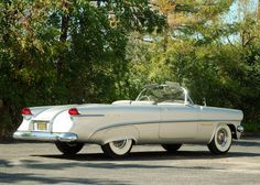 Packard Mitchell Panther Supercharged concept car 1954.