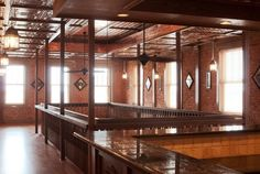 Loft in historic Grand Prairie venue #perfectweddingvenue #wedding #venue