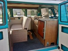 Dodge A100 Custom Sportsman Interior C1967