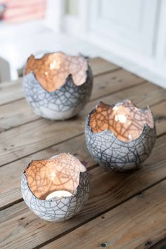 Fabulous inspiration: raku