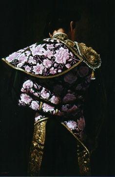 el traje de luces-suit of lights, of el matador