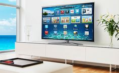 Coloca en tu salón el televisor SMART TV UE40ES6900 de 40 pulgadas + 2 gafas 3D http://www.doferta.com/samsung-smart-tv-40-ue40es6900-+-2-gafas-3d.html