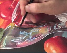 Vibrant Watercolor Techniques: Painting Glass with Soon Y. Warren