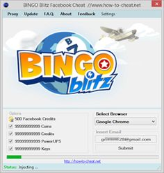 Hack For You Game: BINGO Blitz Hack