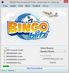 Hack For You Game: BINGO Blitz Hack