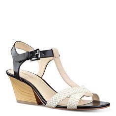 Geralda T-Strap Sandals