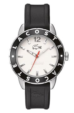 lacoste watch=want