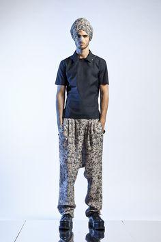 Men SS2013 Collections - Paris Dream  Jean Paul Gaultier
